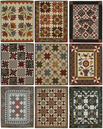 Fat Quarter Quilting: Revisiting the 1930's - $9.60 : the