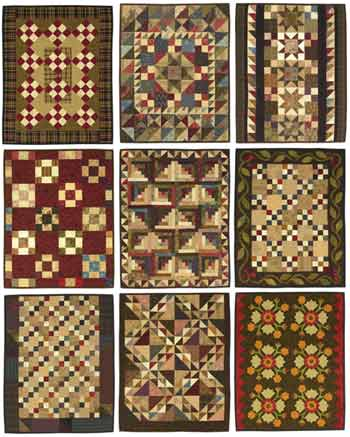 From my heart to your hands: Quilt Designs by Lori Smith : reproduction quilt kits - Adamdwight.com