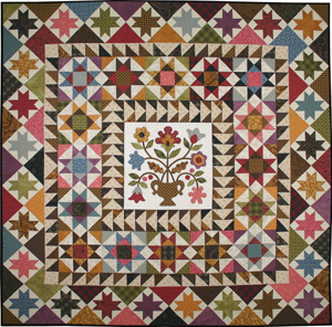 From my heart to your hands: Quilt Designs by Lori Smith : medallion quilts - Adamdwight.com