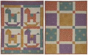Rocking Horse Quilt Pattern