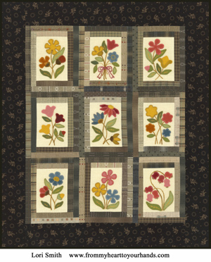Lori Smith Quilts: From my heart to your hands